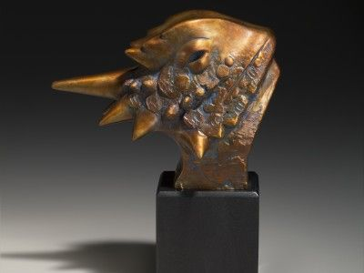 Horned Frog, Side facing right, 300 copy