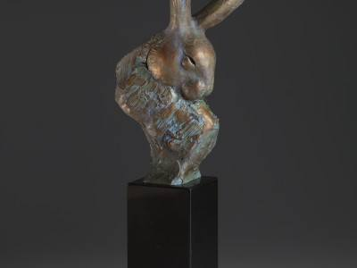 Rabbit Radar. Facing Rt., 300 copy